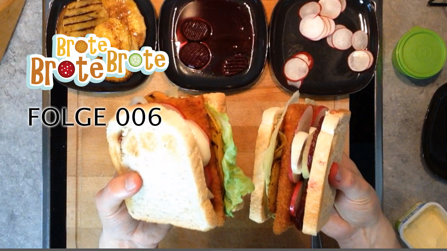 Cajun-Chicken-Salat-Brot – Folge 006