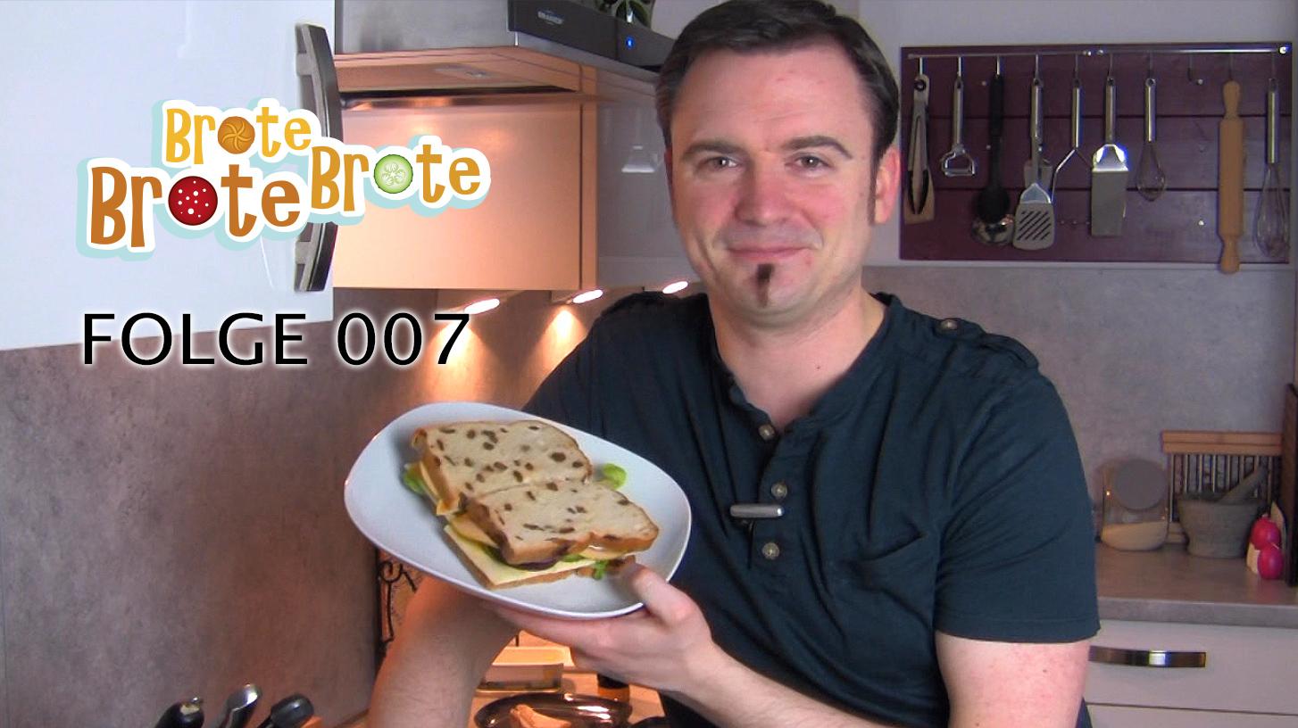 Rosinen-Curry-Hühnchen-Brot – Folge 007