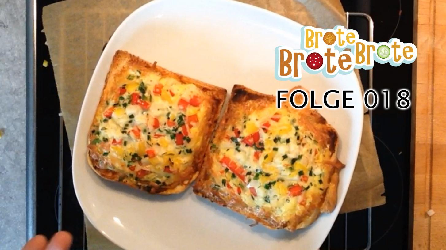 Gefüllter Ei-Toast – Folge 018