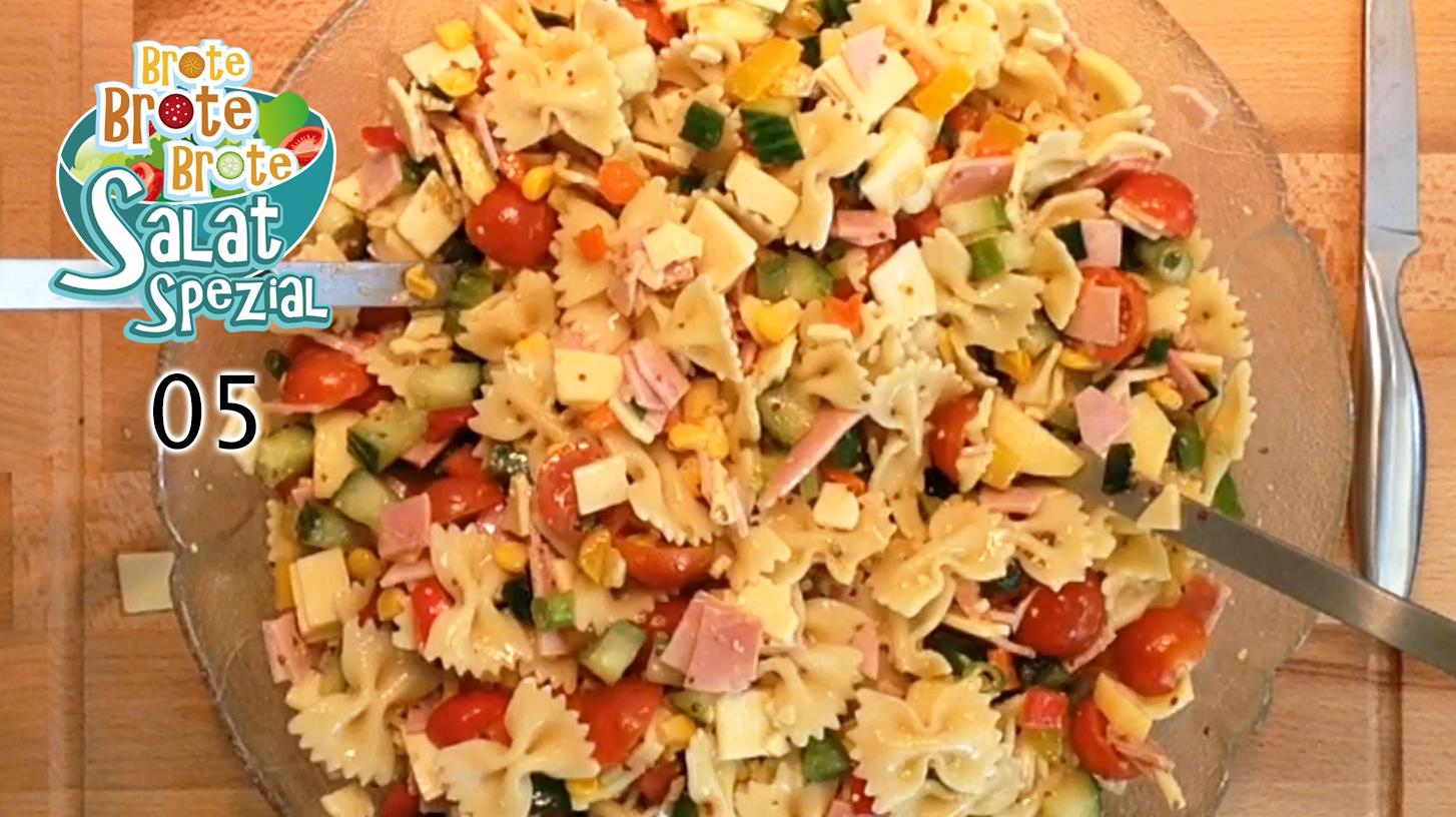 Farfalle-Salat – Salat-Spezial 05