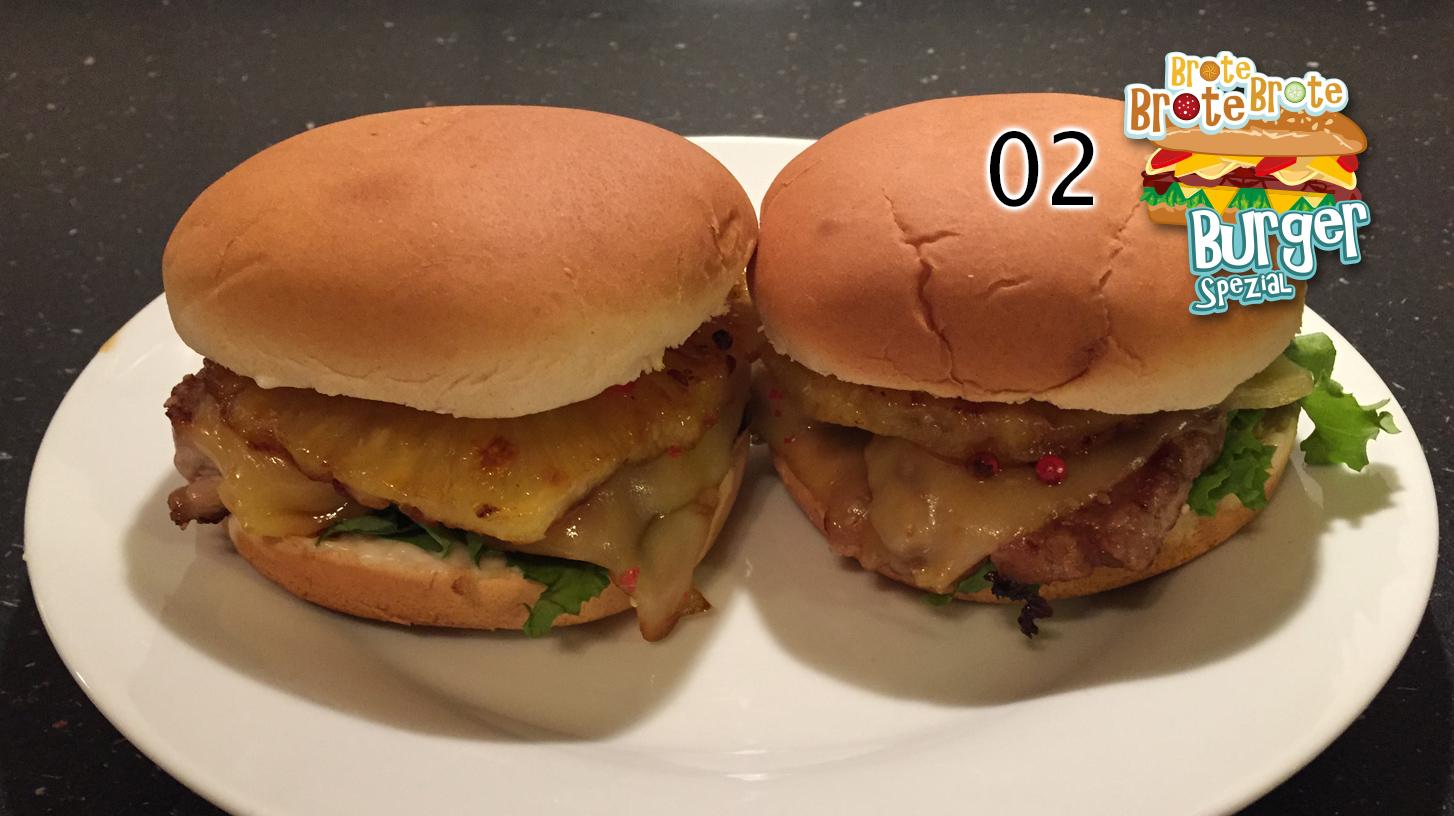 Aloha-Burger – Burger-Spezial 02