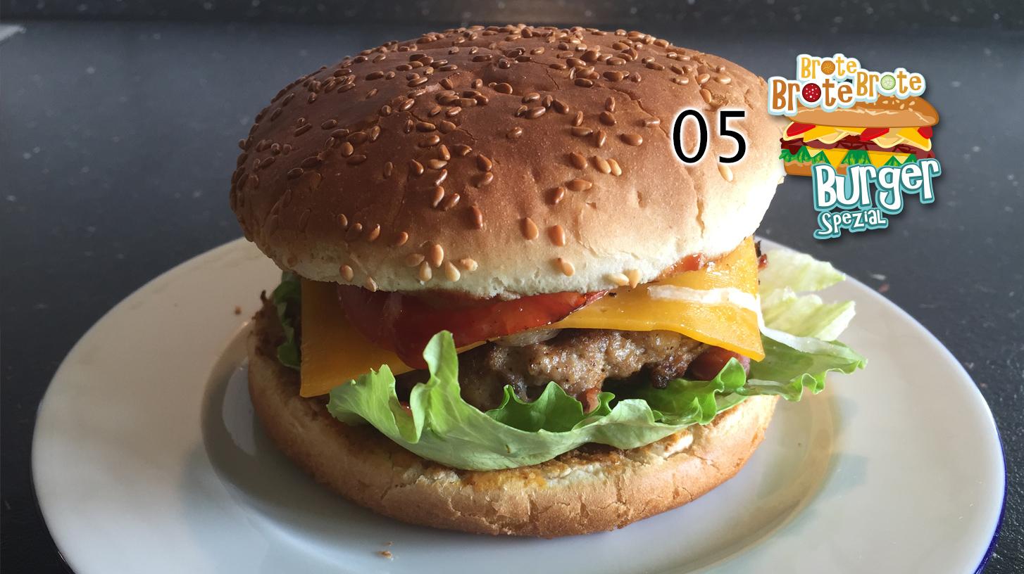 Der Männer-Burger – Burger-Spezial 05