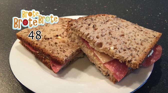 Folge 048 – Salami-Sauerkraut-Brot mit Wisconsin-Coffee-Cheese