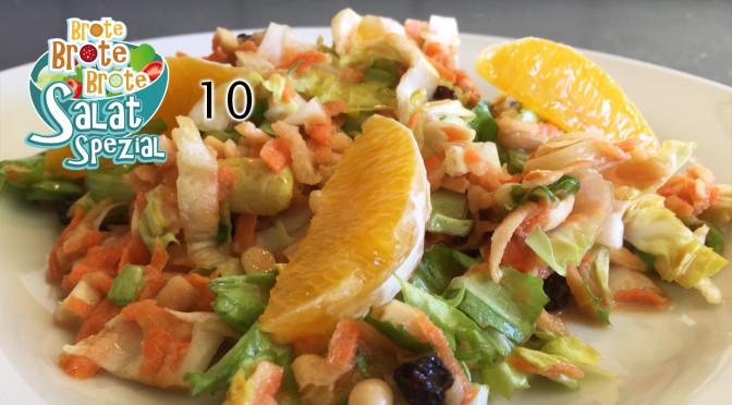 Fruchtiger Winter-Endiviensalat – Salat-Spezial 10