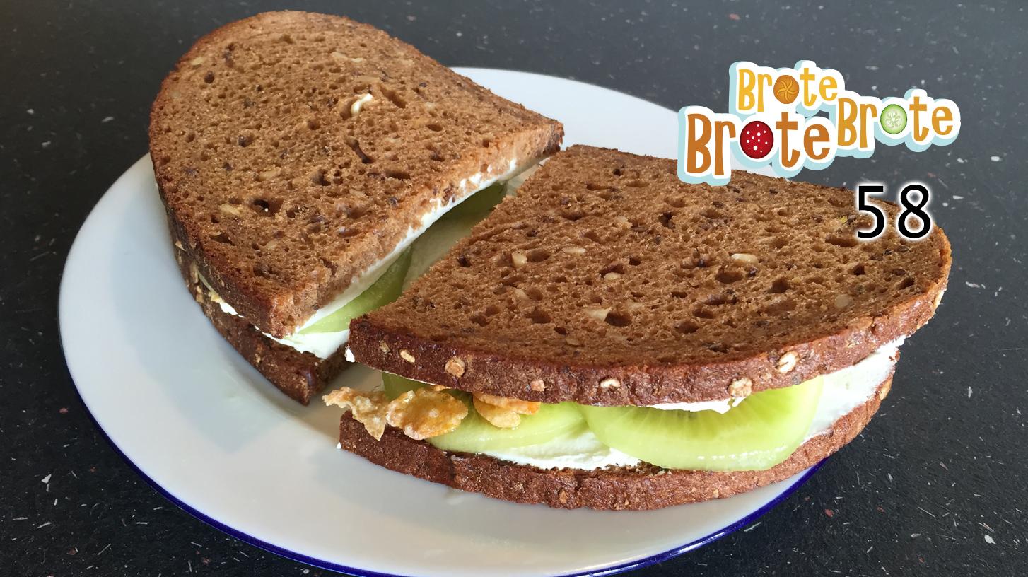 Folge 058 – Kiwi-Frischkäse-Brot
