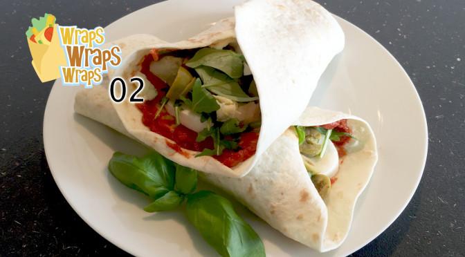 Italienische Wraps – Wraps-Special 02