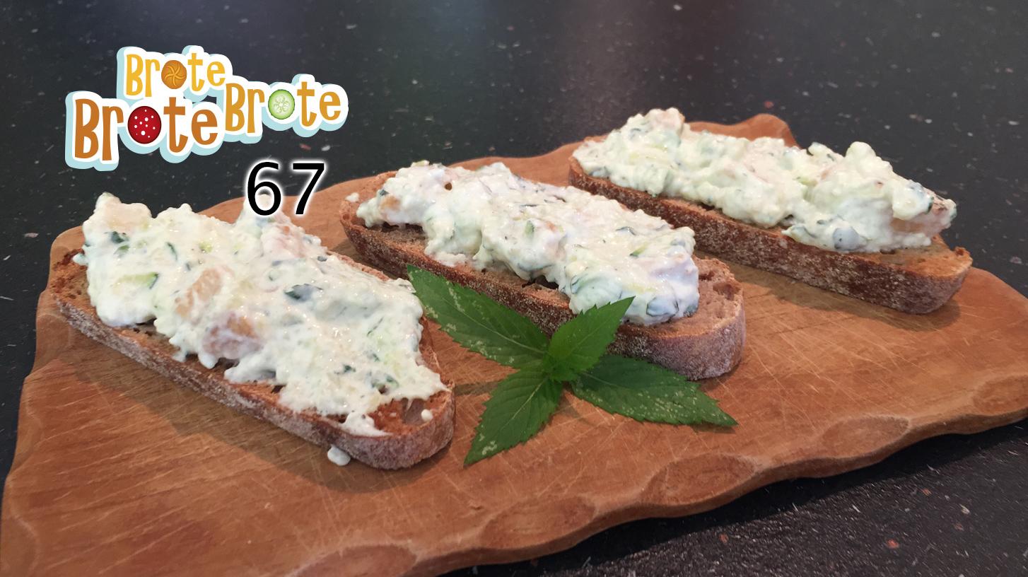Folge 067 – Vegetarisches Feigen-Couscous-Brot