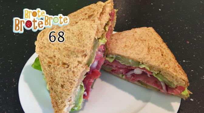 Folge 068 – Pastrami-Sandwich New York City-Style