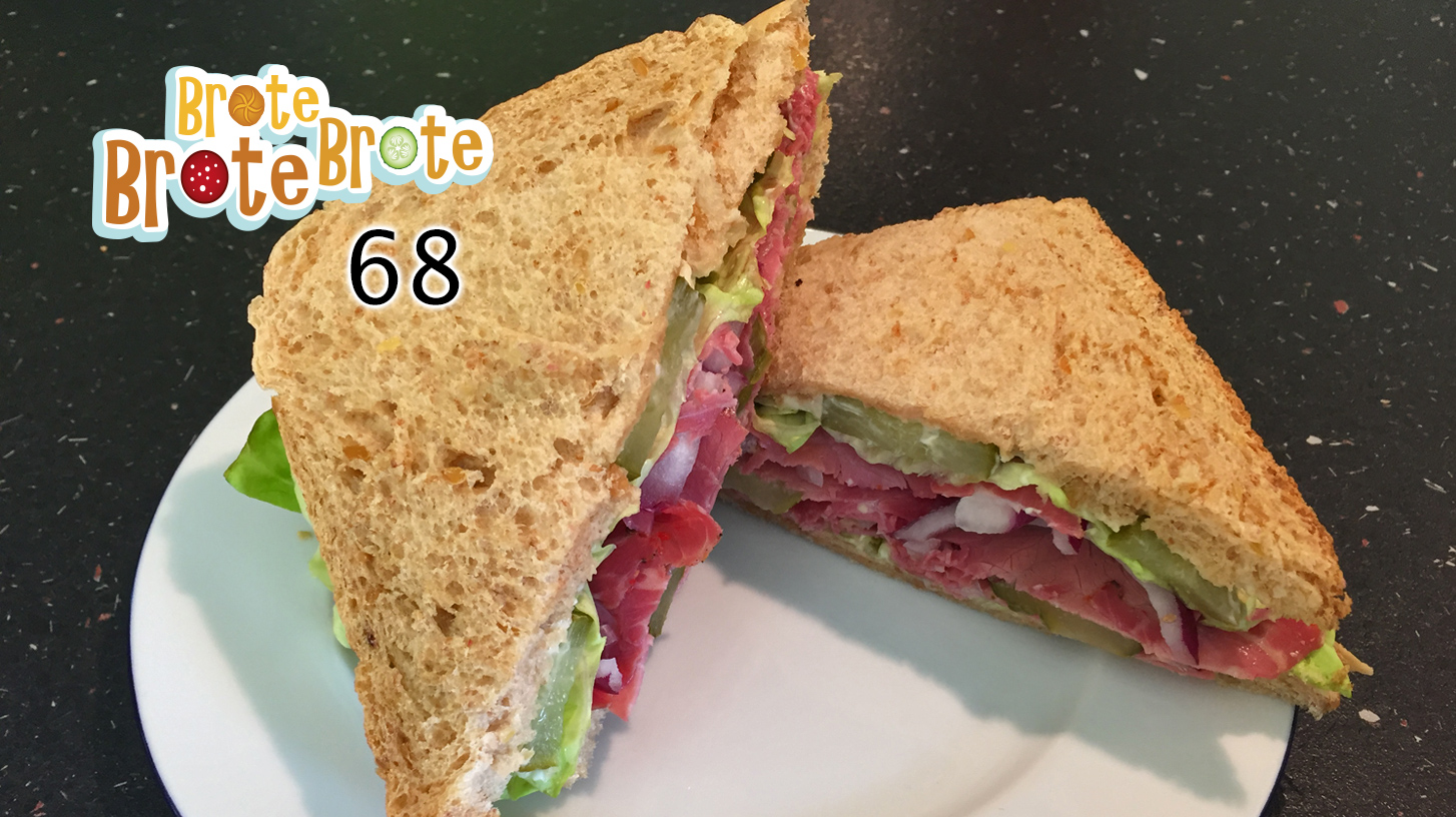 Folge 068 – Pastrami-Sandwich New York City-Style