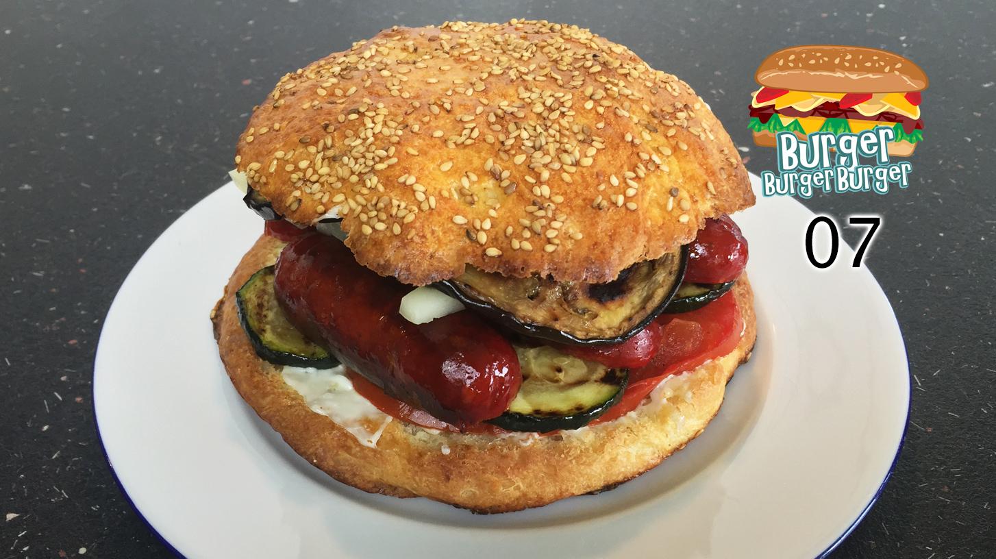 Chorizo-Burger – BurgerBurgerBurger 07