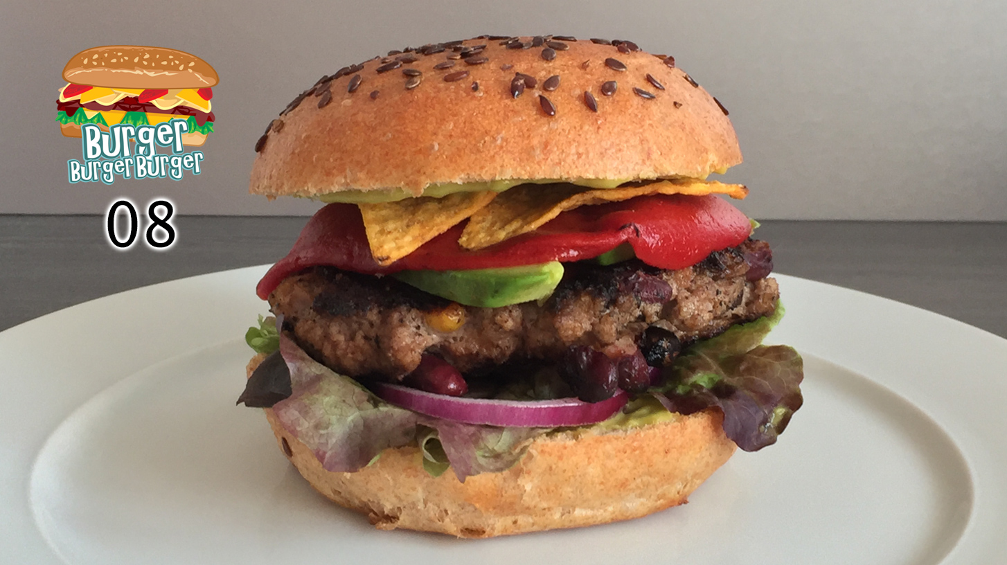 Mexican-Burger