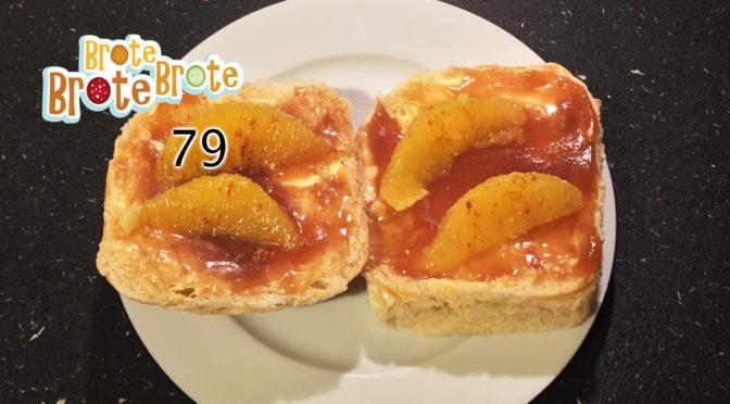 Maronen-Orangen-Brot