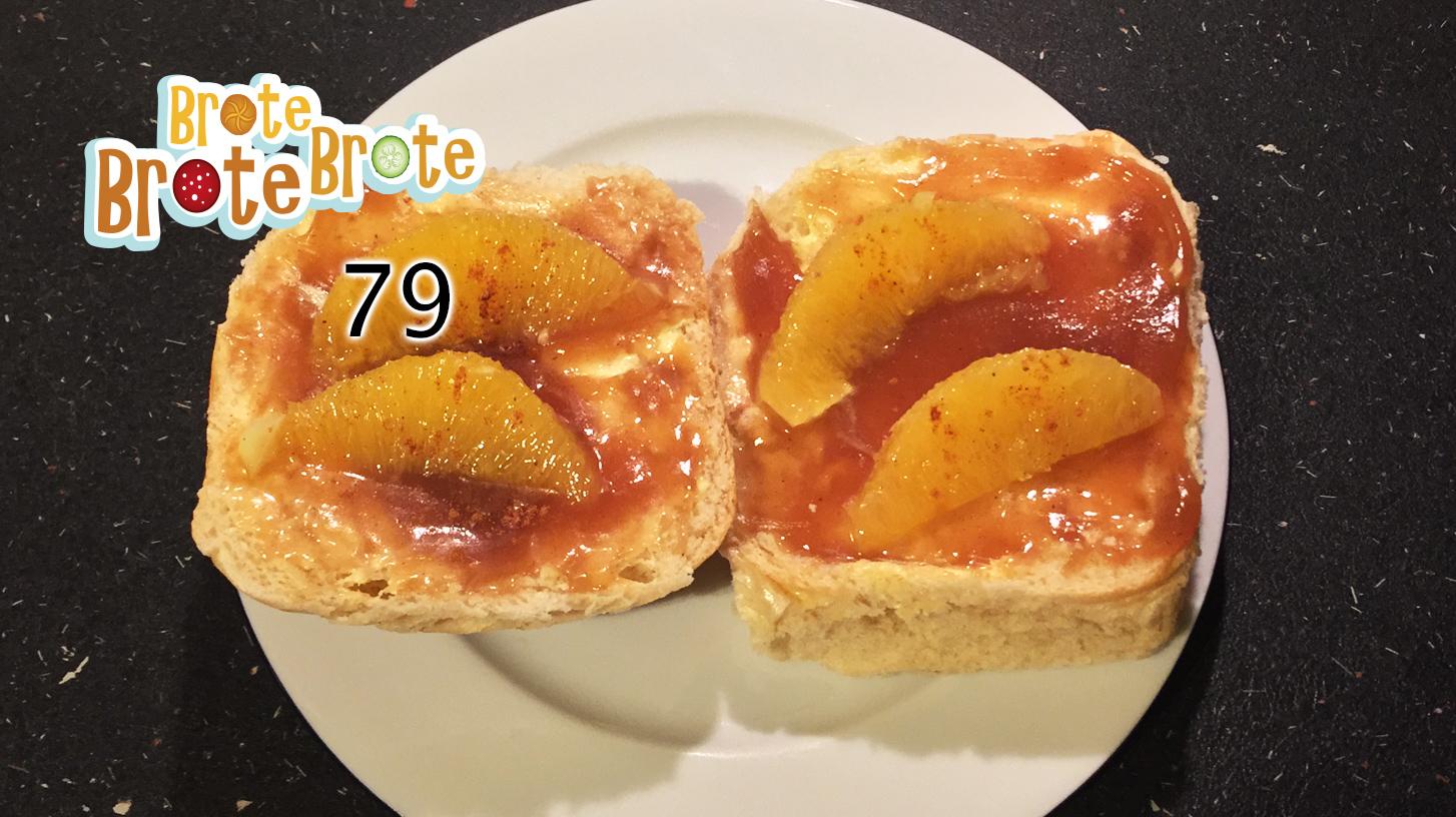 Folge 79 – Maronen-Orangen-Brot