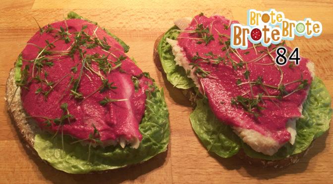 Folge 84 – Forellen-Rote Bete-Dip-Brot