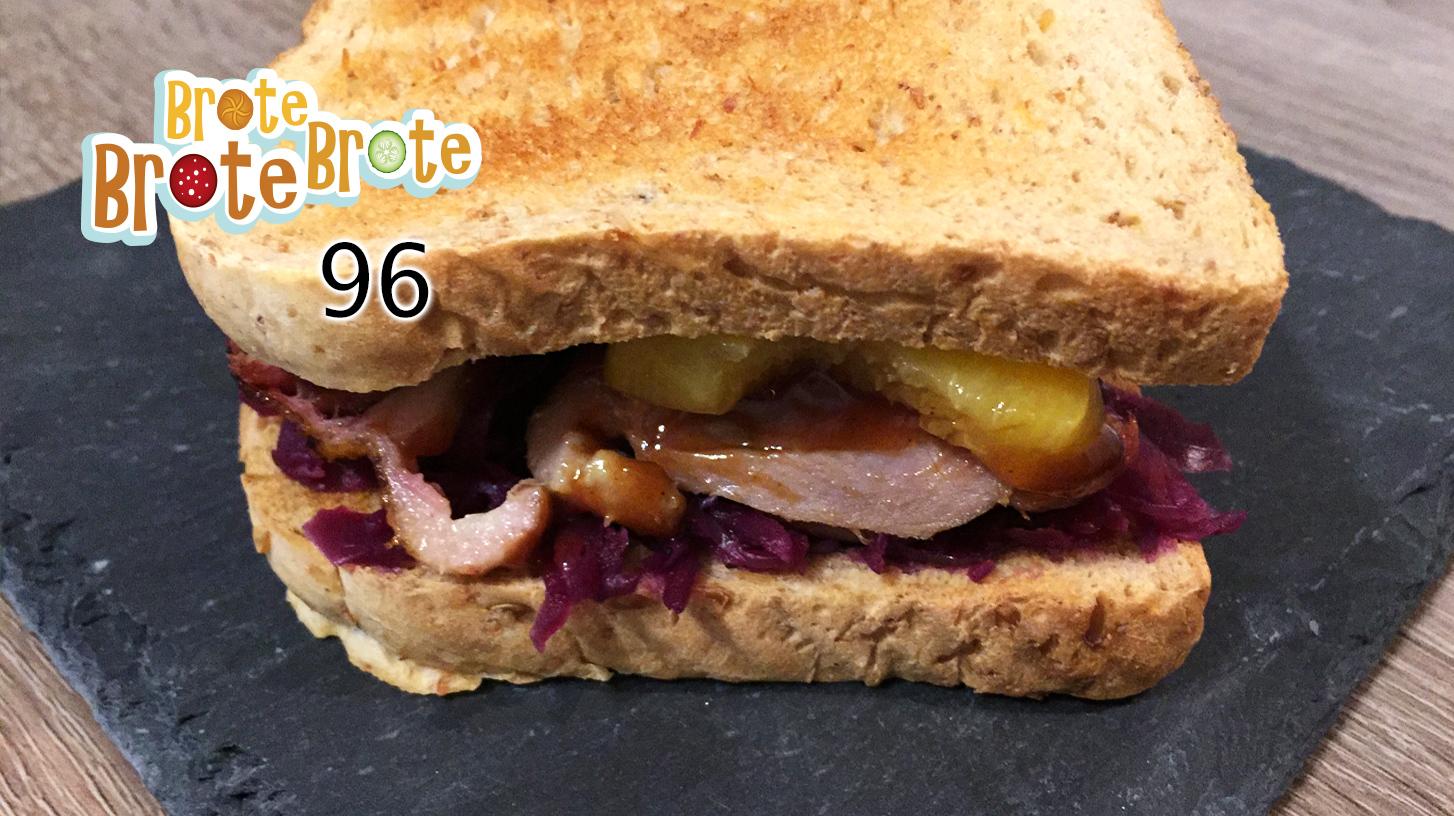 Folge 96 - BBQ-Enten-Sandwich